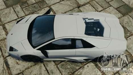 Lamborghini Reventon 2008 v1.0 [EPM] para GTA 4 vista direita