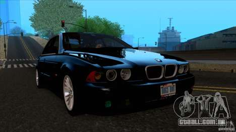 ENBSeries by Allen123 para GTA San Andreas