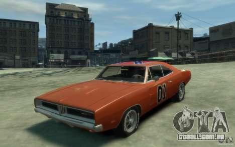 Dodge Charger General Lee v1.1 para GTA 4