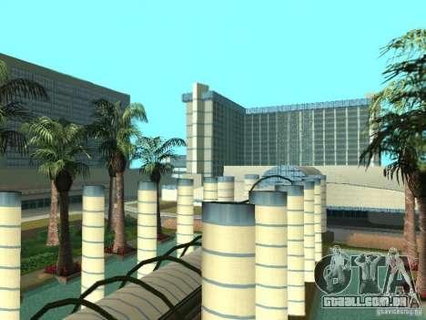 Novas texturas para o High Roller Casino para GTA San Andreas