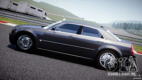 Chrysler 300C 2005 para GTA 4 esquerda vista