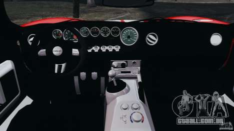 Ford GT 2005 v1.0 para GTA 4 vista de volta