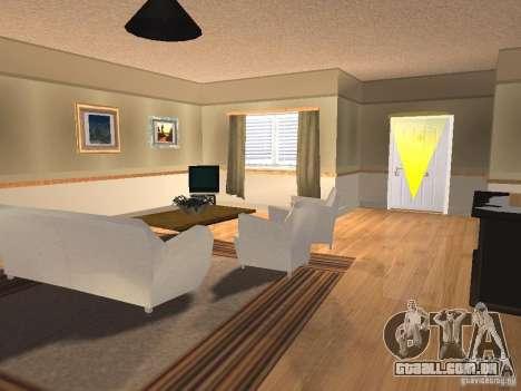 CJ Total House Remodel V 2.0 para GTA San Andreas sétima tela