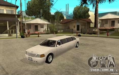 Stretch - GTA IV para GTA San Andreas