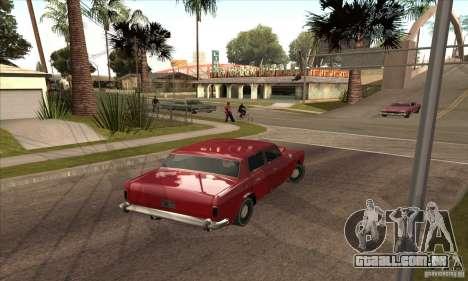 Enb Series HD v2 para GTA San Andreas terceira tela