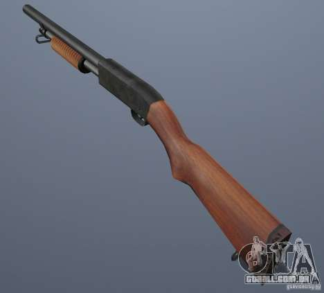 Gunpack from Renegade para GTA Vice City por diante tela