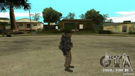 Soap para GTA San Andreas terceira tela