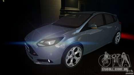 Ford Focus 3 ST para GTA 4
