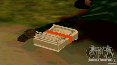 Ações da MMM v2 para GTA San Andreas segunda tela