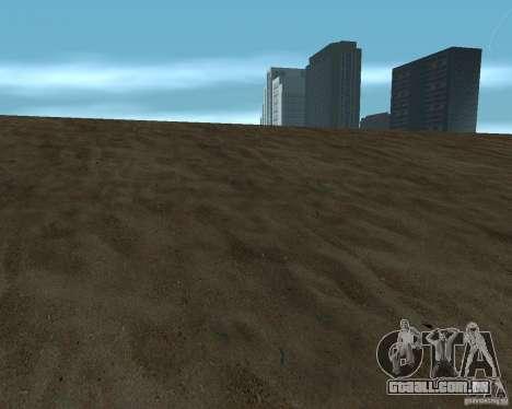 Novas texturas de VC GTA United para GTA San Andreas quinto tela