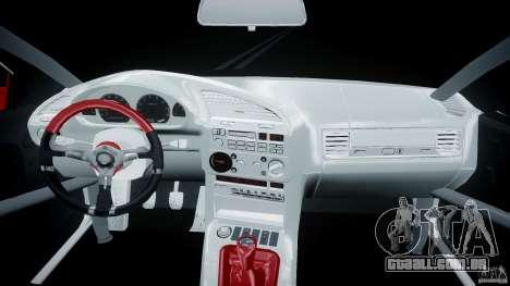 BMW E36 Alpina B8 para GTA 4 vista direita
