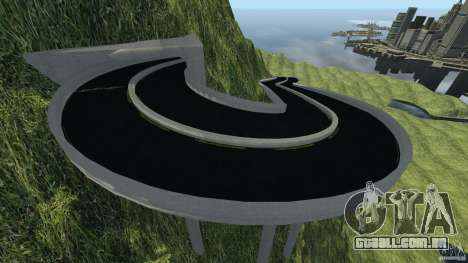 MG Downhill Map V1.0 [Beta] para GTA 4 terceira tela