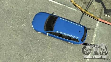 Audi S4 Avant para GTA 4 vista direita