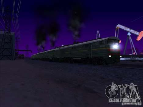 4TÈ10S-0013 para GTA San Andreas vista interior