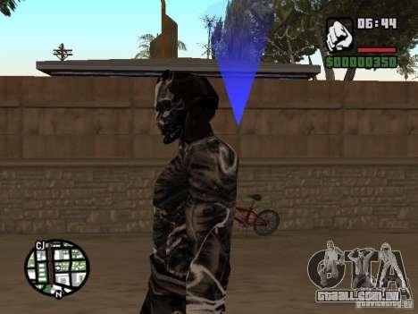 Sandwraith from Prince of Persia 2 para GTA San Andreas terceira tela