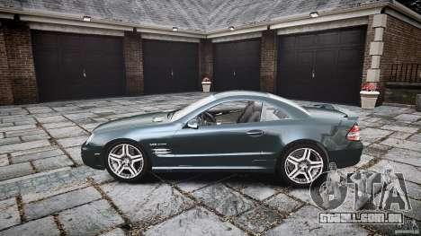 Mercedes Benz SL65 AMG V1.1 para GTA 4 esquerda vista