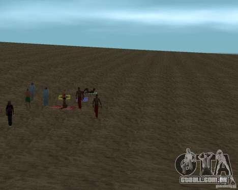 Novas texturas de VC GTA United para GTA San Andreas sexta tela