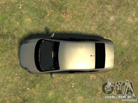 Fiat Linea para GTA 4 vista direita