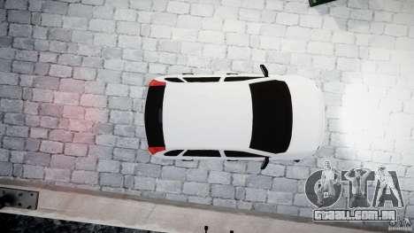 Lada Kalina Tuning para GTA 4 traseira esquerda vista
