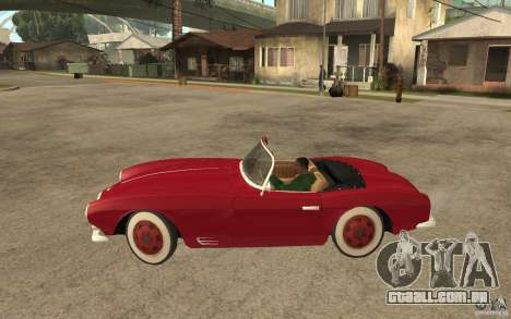 ISW 508 from MAFIA 2 para GTA San Andreas