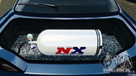 Nissan Silvia S15 JDM para GTA 4 vista superior