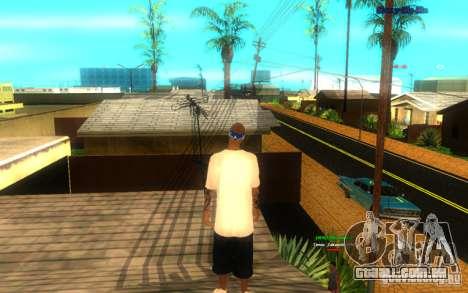 Novas texturas de El Corona para GTA San Andreas segunda tela