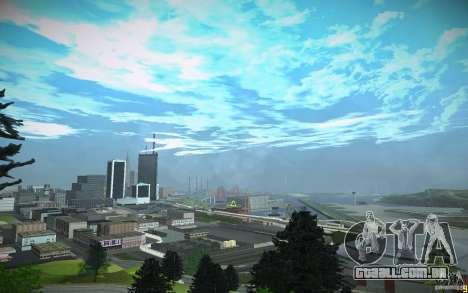 Timecyc para GTA San Andreas oitavo tela