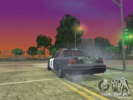 LowEND PCs ENB Config para GTA San Andreas segunda tela