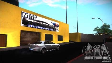 San Fierro Upgrade para GTA San Andreas sétima tela