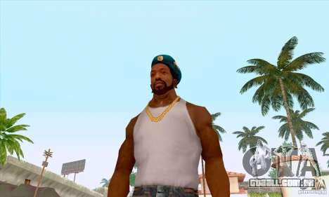 Boina no ar para GTA San Andreas quinto tela