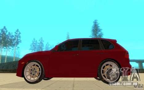 Wheel Mod Paket para GTA San Andreas oitavo tela