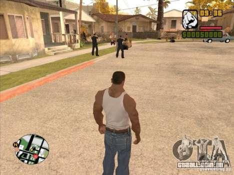 Call the Police para GTA San Andreas