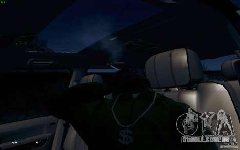 Cigarro realista para GTA San Andreas sexta tela