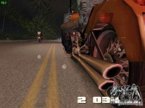 Camera Hack 2.9 para GTA Vice City quinto tela