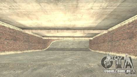 San Fierro Police Station 1.0 para GTA San Andreas terceira tela
