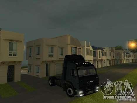 KAMAZ 1840 v 2.0 para GTA San Andreas