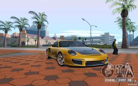 Advanced Graphic Mod 1.0 para GTA San Andreas terceira tela