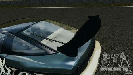 Nissan 240SX Time Attack para GTA 4 motor