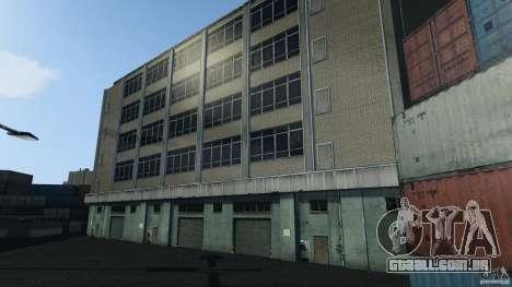 Tokyo Docks Drift para GTA 4 décimo tela