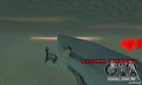 Shark Killer para GTA San Andreas segunda tela