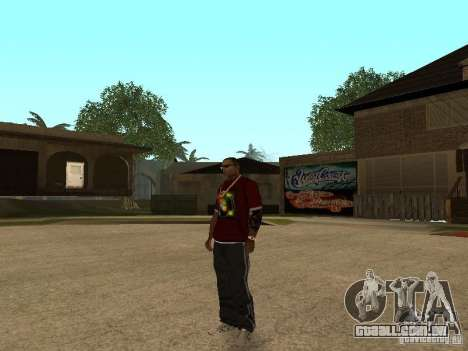 Mike Windows para GTA San Andreas por diante tela