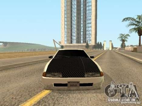 Elegia por Foresto_O para GTA San Andreas vista superior