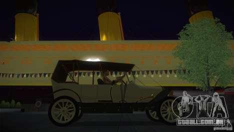Russo-Balt com 2440 para GTA San Andreas vista direita