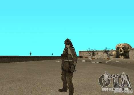 GROM Operator para GTA San Andreas