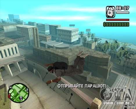 School mod para GTA San Andreas terceira tela
