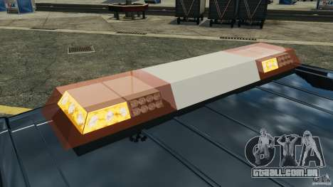 Ford Transit Joen Loka [ELS] para GTA 4 interior
