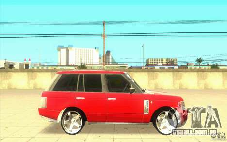 Arfy Wheel Pack 2 para GTA San Andreas quinto tela
