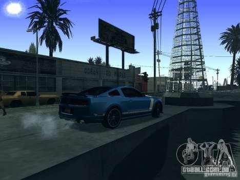 ENB Series By Raff-4 para GTA San Andreas por diante tela