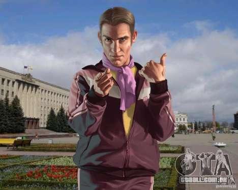 Telas de carregamento cidade de Stavropol para GTA 4 sexto tela