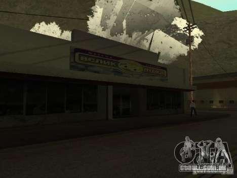 A aldeia de Ivanovka para GTA San Andreas segunda tela